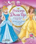 Disney Princess Dress Up A Forever Sticker Storybook