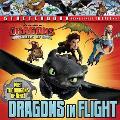 DreamWorks Dragons Defenders of Berk Dragons in Flight