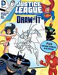 Love to Draw #5: DC Justice League Draw It!
