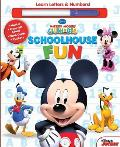 Disney Mickey Mouse Clubhouse: Schoolhouse Fun: A, B, CS & 1, 2, 3s
