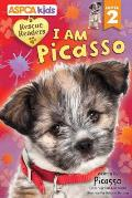 Rescue Readers #04: I Am Picasso