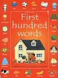 Usborne First Hundred Words English