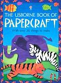 Usborne Book Of Papercraft
