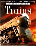 Trains (Usborne Internet-Linked Discovery Program)
