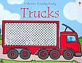 Usborne Touchy Feely Trucks (Usborne Touchy-Feely Books)