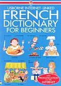 Usborne French Dictionary For Beginners Intern
