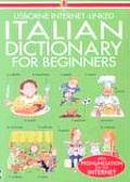 Italian Dictionary for Beginners (03 Edition)