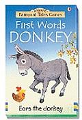 Donkey Cards (Usborne Farmyard Tales)