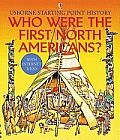 Who Were the First North Americans?: Internet-Linked