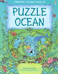 Puzzle Ocean Usborne Young Puzzle