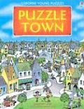 Puzzle Town Revised Usborne Young Puzzle