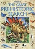 Usborne Great Prehistoric Search