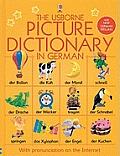 Usborne Picture Dictionary In German