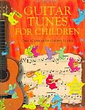 Guitar Tunes for Children Internet Referenced