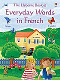 The Usborne Book of Everyday Words in French (Everyday Words)