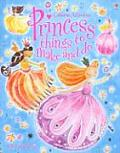 Princess Things to Make and Do with Sticker
