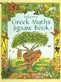 Usborne Greek Myths Jigsaw Book (Usborne Jigsaw Books)