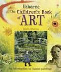 Usborne the Childrens Book of Art Internet Linked
