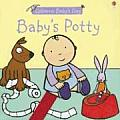Baby's Potty (Baby's Day Board Book)