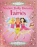 Sticker Dolly Dressing Fairies (Sticker Dolly Dressing) Cover