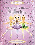 Sticker Dolly Dressing Ballerinas With Stickers