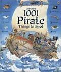 1001 Pirate Things to Spot (1001 Things to Spot) Cover
