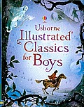 Illustrated Classics for Boys (Illustrated Stories)