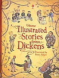 Usborne Illustrated Stories from Dickens (Usborne Illustrated Stories) Cover