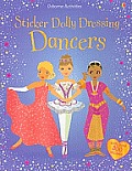 Sticker Dolly Dressing Dancers (Sticker Dolly Dressing) Cover