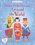 Sticker Dolly Dressing Around the World (Sticker Dolly Dressing) Cover