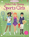 Sticker Dolly Dressing Sportsgirls (Sticker Dolly Dressing) Cover