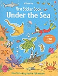 Under the Sea Sticker Book (First Sticker Books)