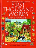 First Thousand Words in Spanish (First Thousand Words)