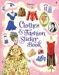 Sticker Activity Books #7: Clothes and Fashion Sticker Book