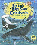 Big Book of Big Sea Creatures & Some Little Ones Too