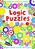 Logic Puzzles (Wipe-Clean Activity Cards)