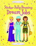 Sticker Dolly Dressing Dream Jobs (Sticker Dolly Dressing) Cover