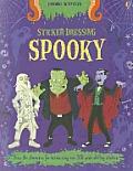 Sticker Dressing Spooky