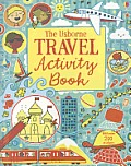 Usborne Travel Activity Book