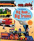 Big Books #6: Usborne Big Book of Big Trains