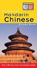 Essential Mandarin Chinese Phrase Book (Periplus Essential Phrase Books)