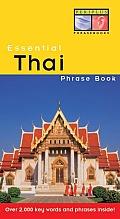 Essential Thai Phrase Book Essential Thai Phrase Book