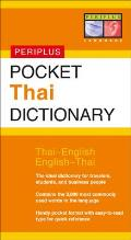 Pocket Thai Dictionary: Thai-English English-Thai