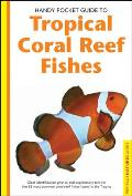 Tropical Coral Reef Fishes (Handy Pocket Guides)