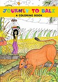 Journey To Bali A Coloring Book