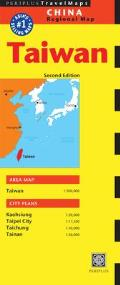 Periplus Travel Maps Taiwan