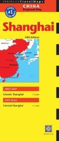 Shanghai Travel Map 5th Edition