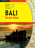 Periplus Bali Street Atlas