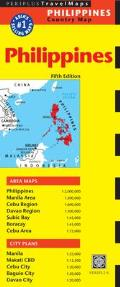 Periplus Philippines Country Map (Periplus Travel Maps)
