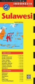 Periplus Travel Maps Sulawesi